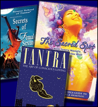 The best package for: an intro to Tantra and a complete course on Sacred Spot Massage