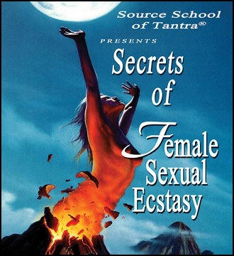 A tasteful DVD providing an intro to tantra, and women's sacred spot healing demo
