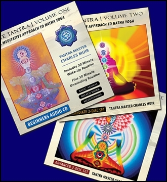 Learn White Tantra Yoga at home with these CD's