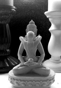 Tantra statue
